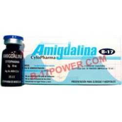 Inyectable Amygdalin B17 / Laetrile